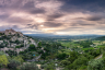 Sunrise Panoramic Gordes Provence France-13